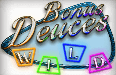 Bonus Deuces Wild logo