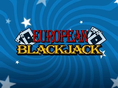 European Blackjack logo