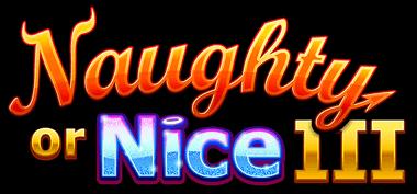 Naughty or Nice III logo