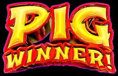 Pig Winner logo