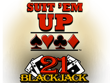Suit 'Em Up™ logo