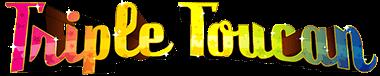 Triple Toucan logo