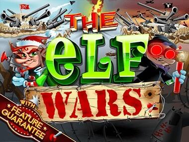 The Elf Wars logo