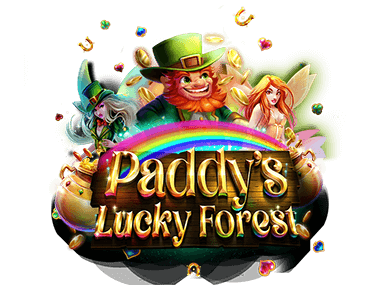 Paddys Lucky Forest logo